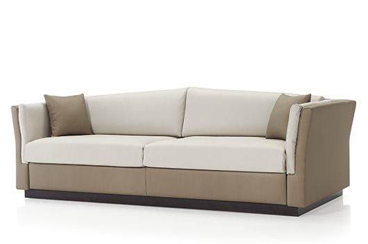 Osiris by ecus the sofa that becomes a bunk bed news for Sofa becomes bed