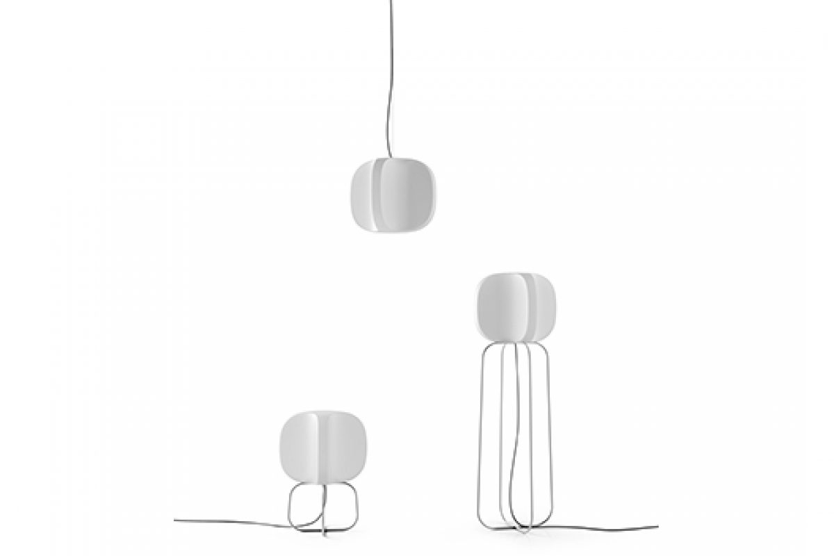 Salone del Mobile 2016 preview: Four Lamp, the versatile collection designed by Philippe Tabet for Plust Collection