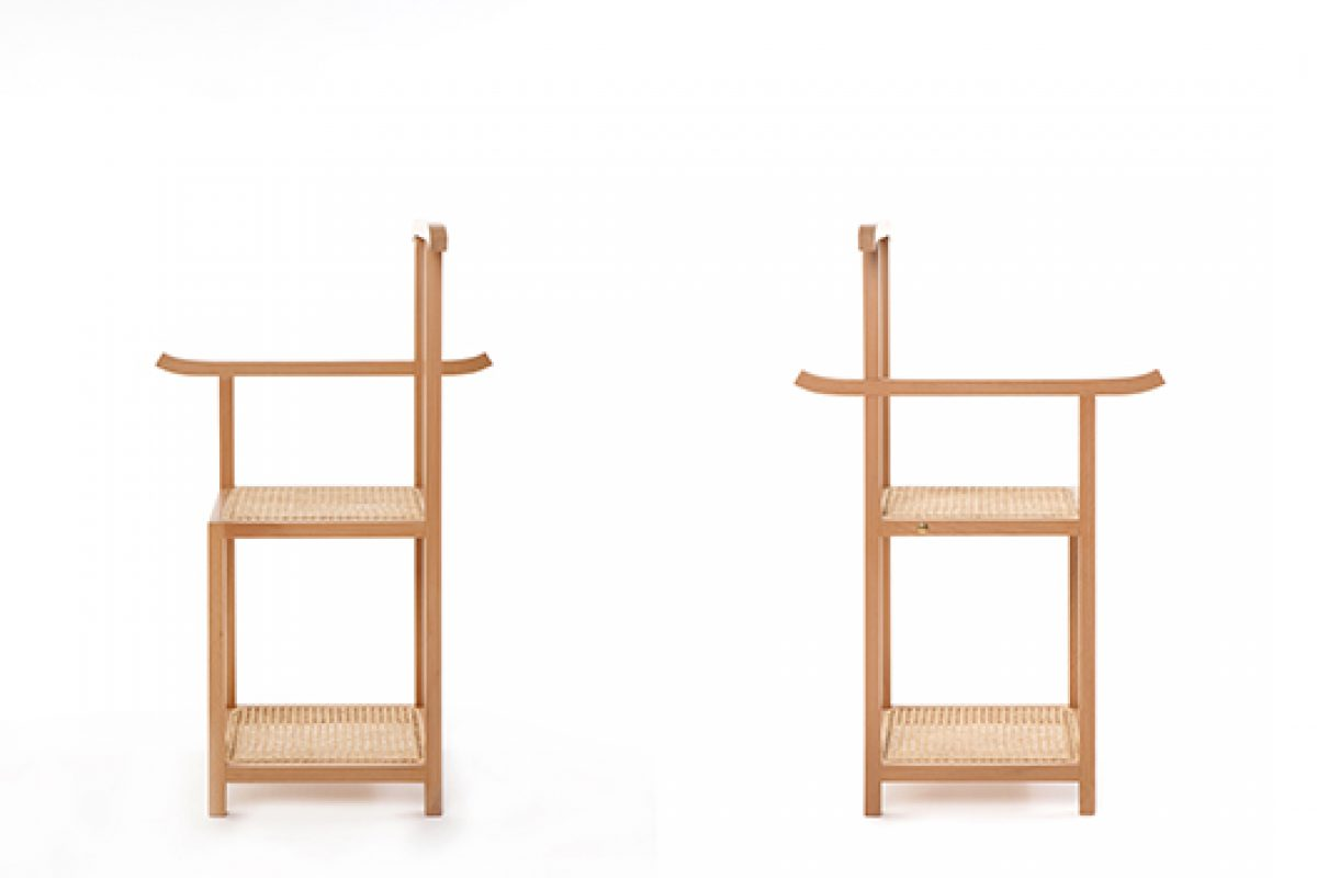 Salone del Mobile 2016 preview: Furia Rocking Horse by Front and Majordomo by Nathan Yong for Gebrüder Thonet Vienna