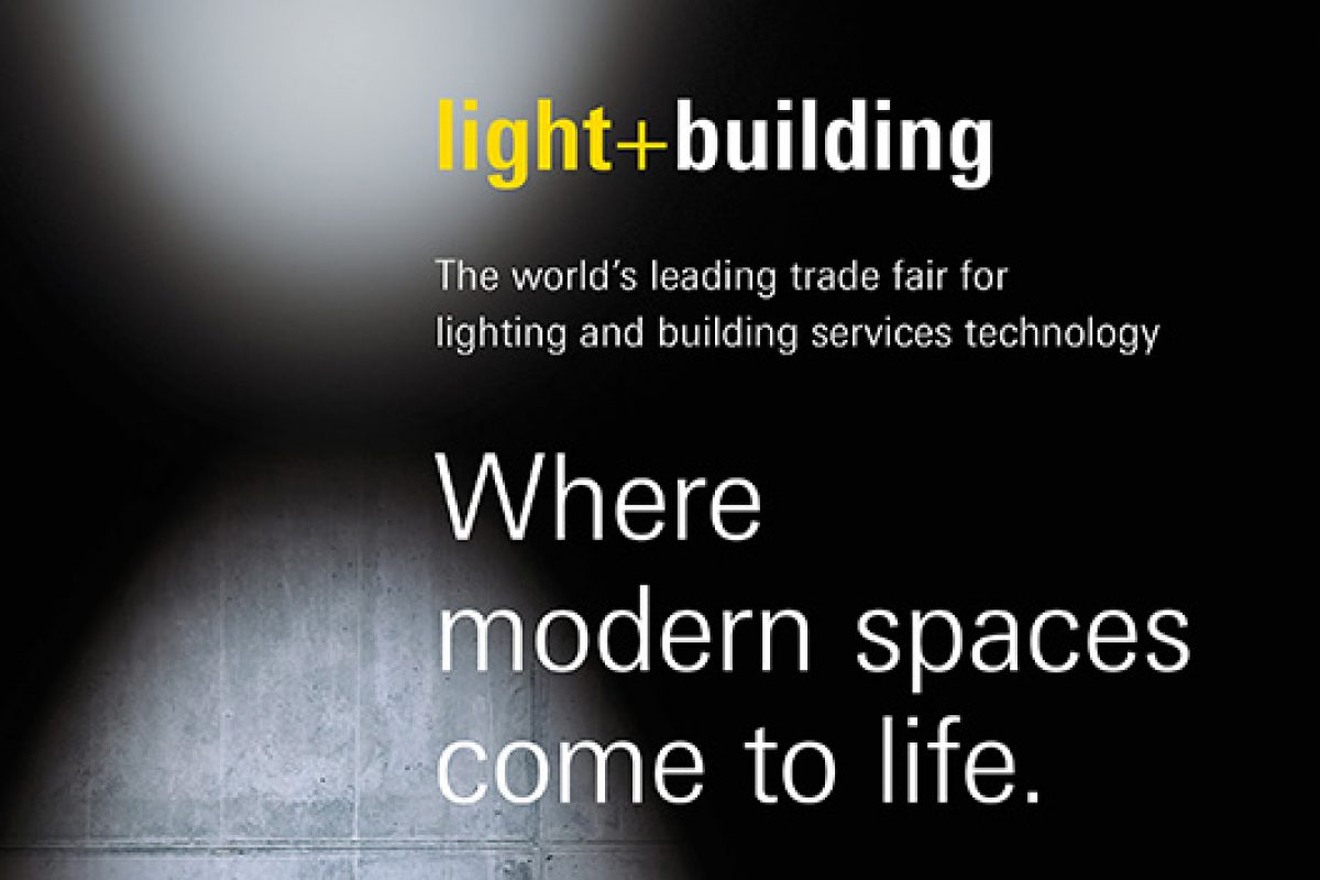 Light + Building 2016: top international brands present their latest products for lighting and building-services technology
