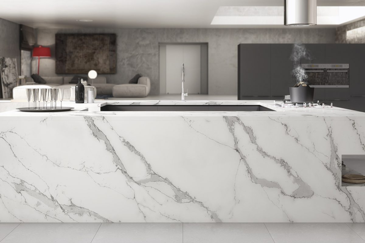 Compac unveils Unique Calacatta, inspired by one of the best-loved natural stones