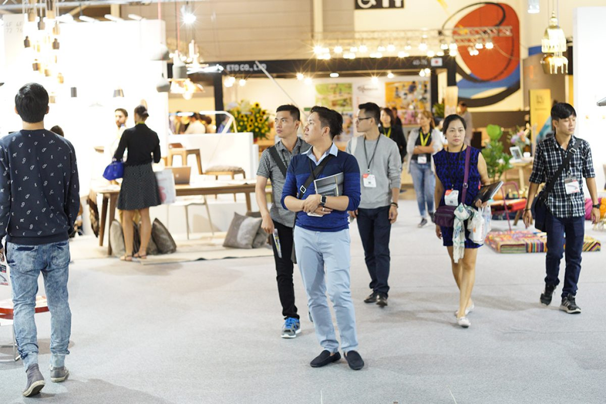 IFFS 2016 fulfills industry's needs for trade and design