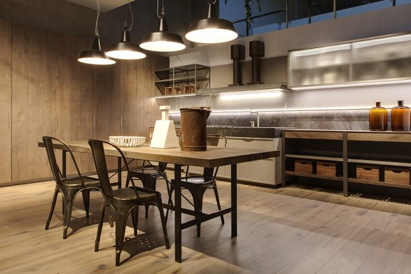 Ernestomeda Presents The K Lab Kitchen Conceptually