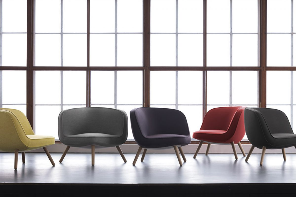 VIA57™ Chair, the ultimate partnership in Danish design: Fritz Hansen, Bjarke Ingels and KiBiSi