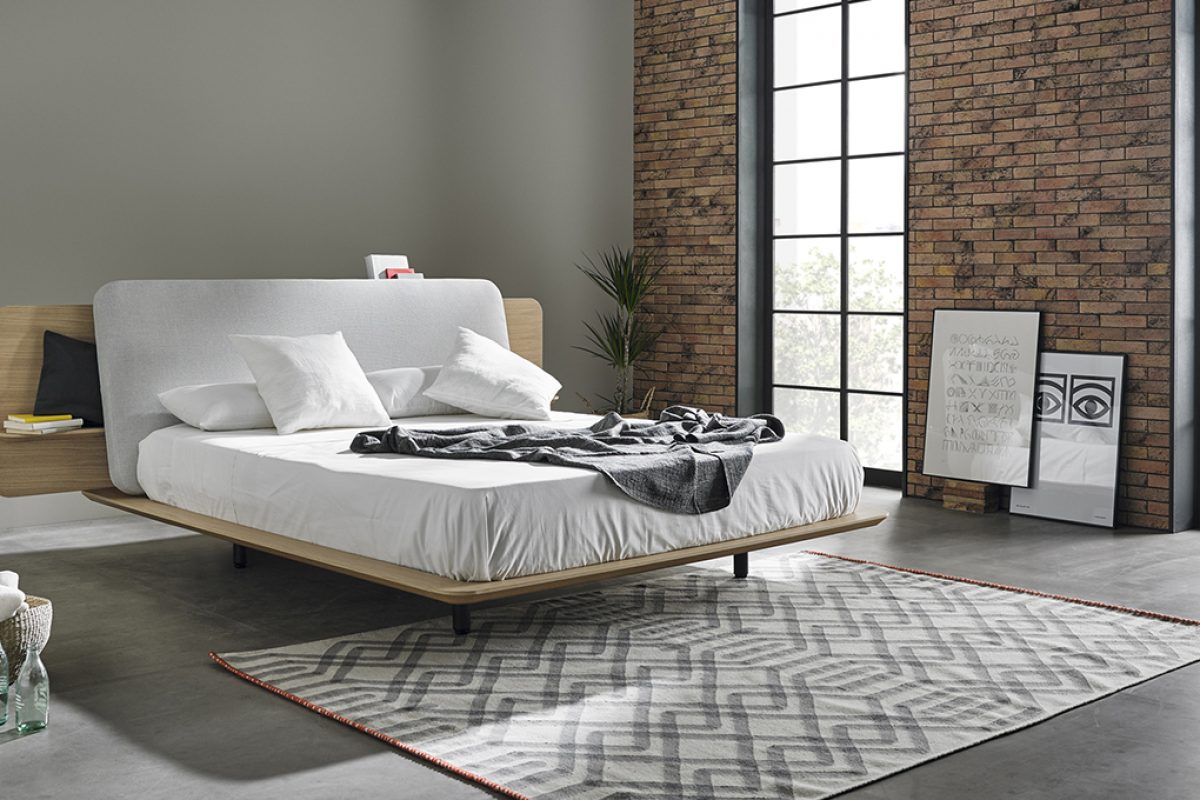 Kauffman, the new multifunctional bed by Nadadora for Mobenia Home