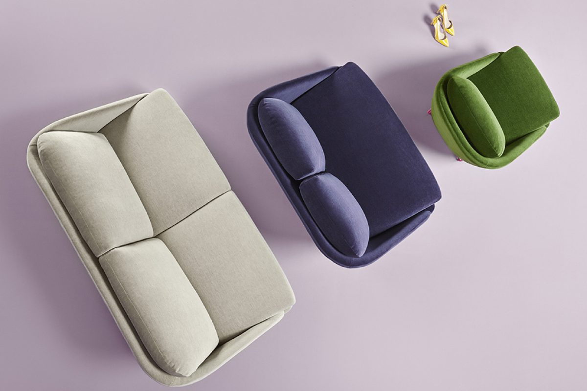 Missana launches the Agora Collection, a set of sofas suitable for any project