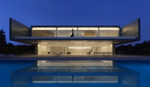 Aluminium House in Madrid, the new project by Fran Silvestre Arquitectos