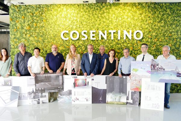 Winners announced for the tenth international student competition Cosentino Design Challenge