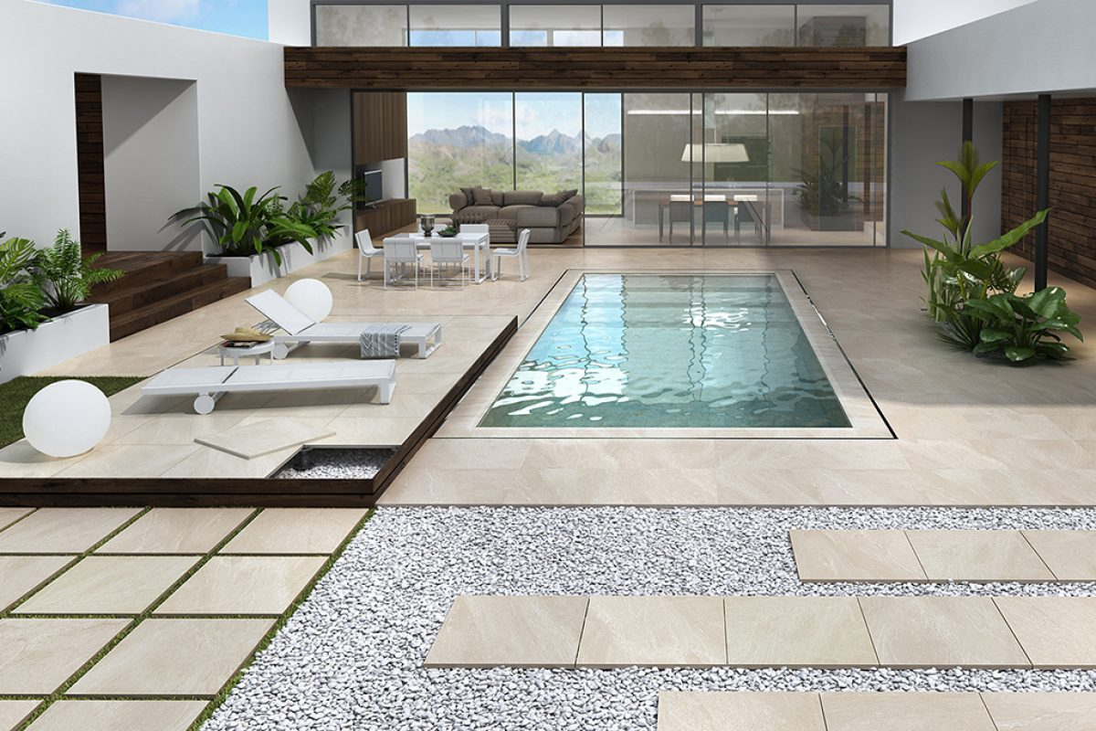 New 20MM porcelain tiles, the Keraben's latest product release