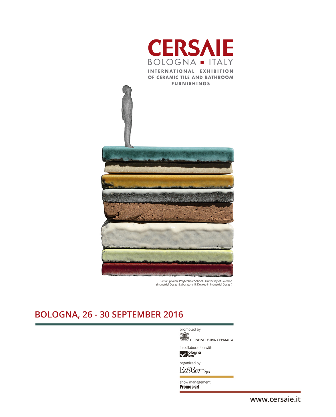 cersaie 2016 sold out 3 months before the event news infurma online magazine of the. Black Bedroom Furniture Sets. Home Design Ideas