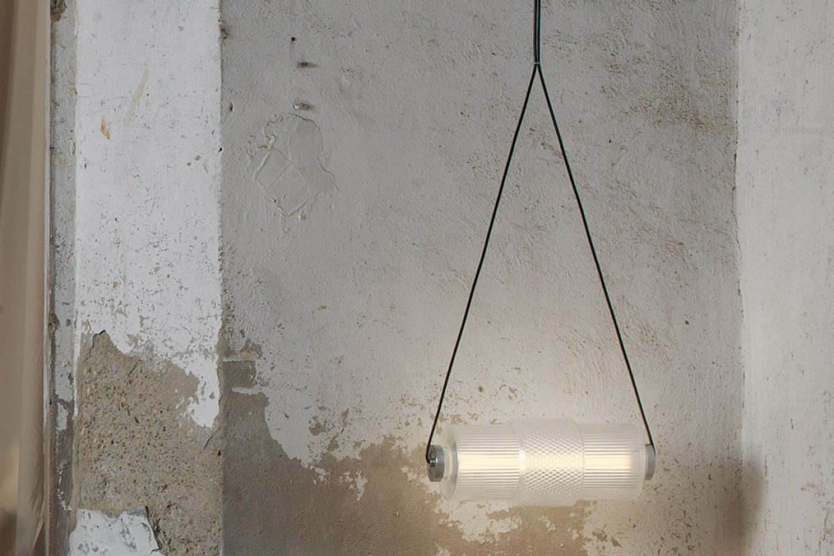 Charismatic ceiling lamp Dies & Nox by Laura Alesi and Silvia Braconi for Karman