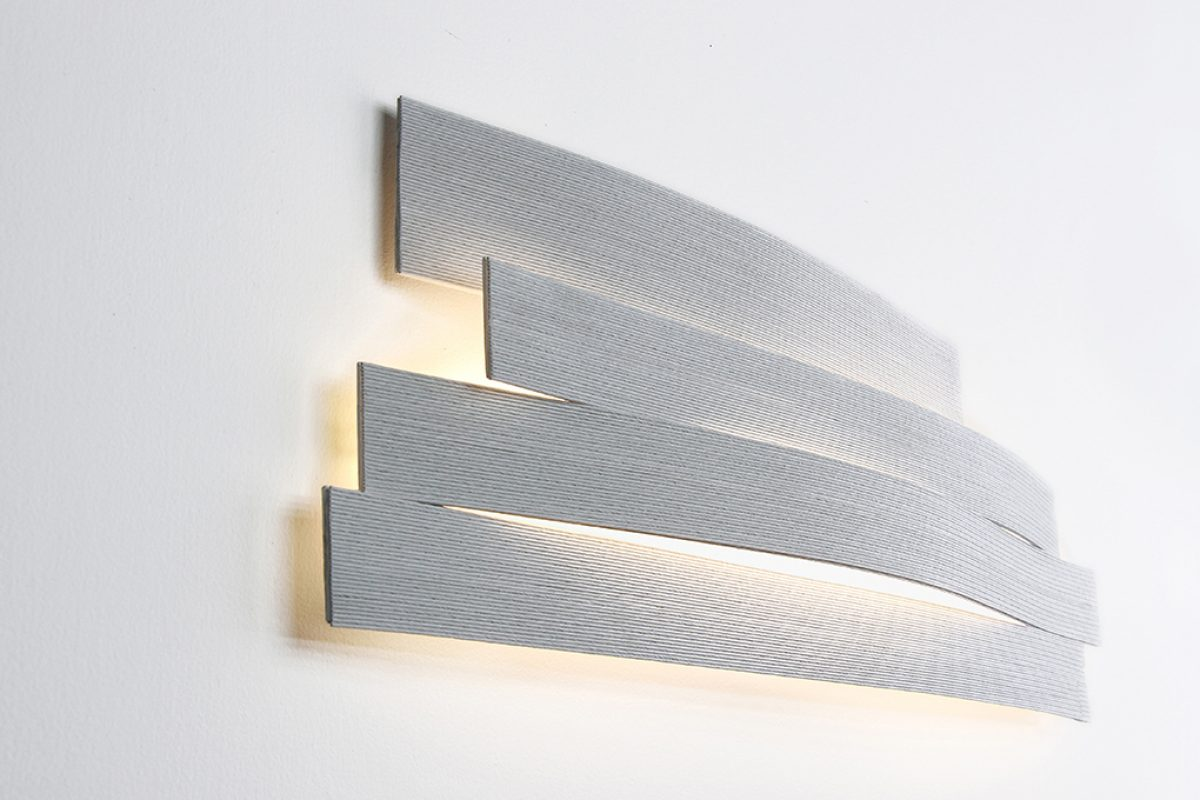 Li wall lamps collection by Arturo Alvarez, elegance made into light