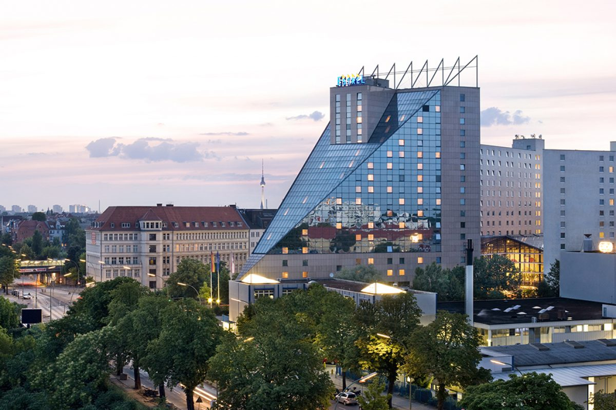 Case Studies: Axo Light at the Estrel Berlin, Europe's largest hotel and congress centre