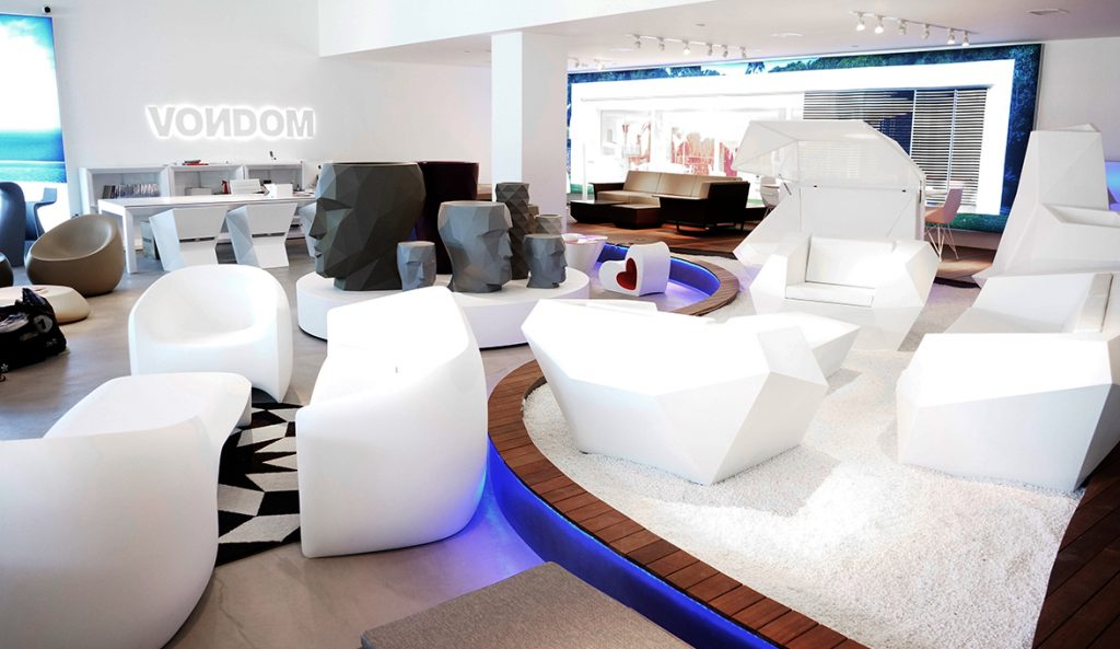 Vondom Keeps Bet On Us And Opens New Showroom In Los Angeles Pdc News Infurma Online Magazine