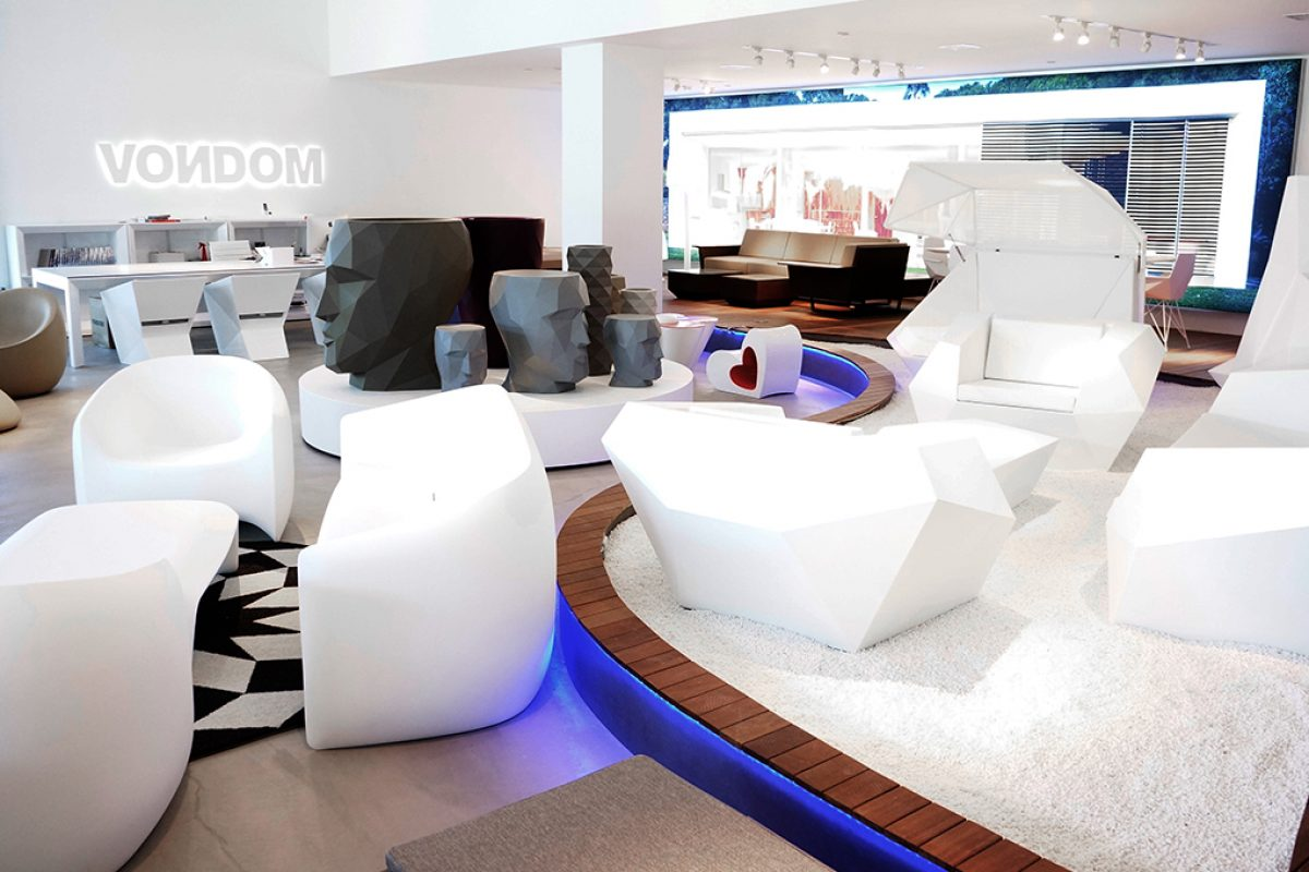 Vondom keeps bet on US and opens new showroom in Los Angeles PDC