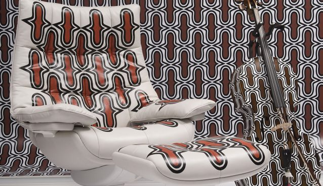 Camille Walala, Eley Kishimoto and Patternity Re-Think Natuzzi Re-Vive