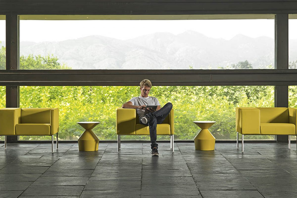 Orgatec 2016 preview: Viccarbe brings the Mediterranean to waiting areas