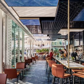 Announced winners of the interior design prizes, Restaurant & Bar Design Awards 2016