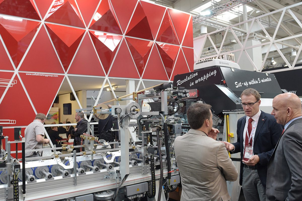 LIGNA 2017 is on track for success. 90 percent of exhibition space already booked