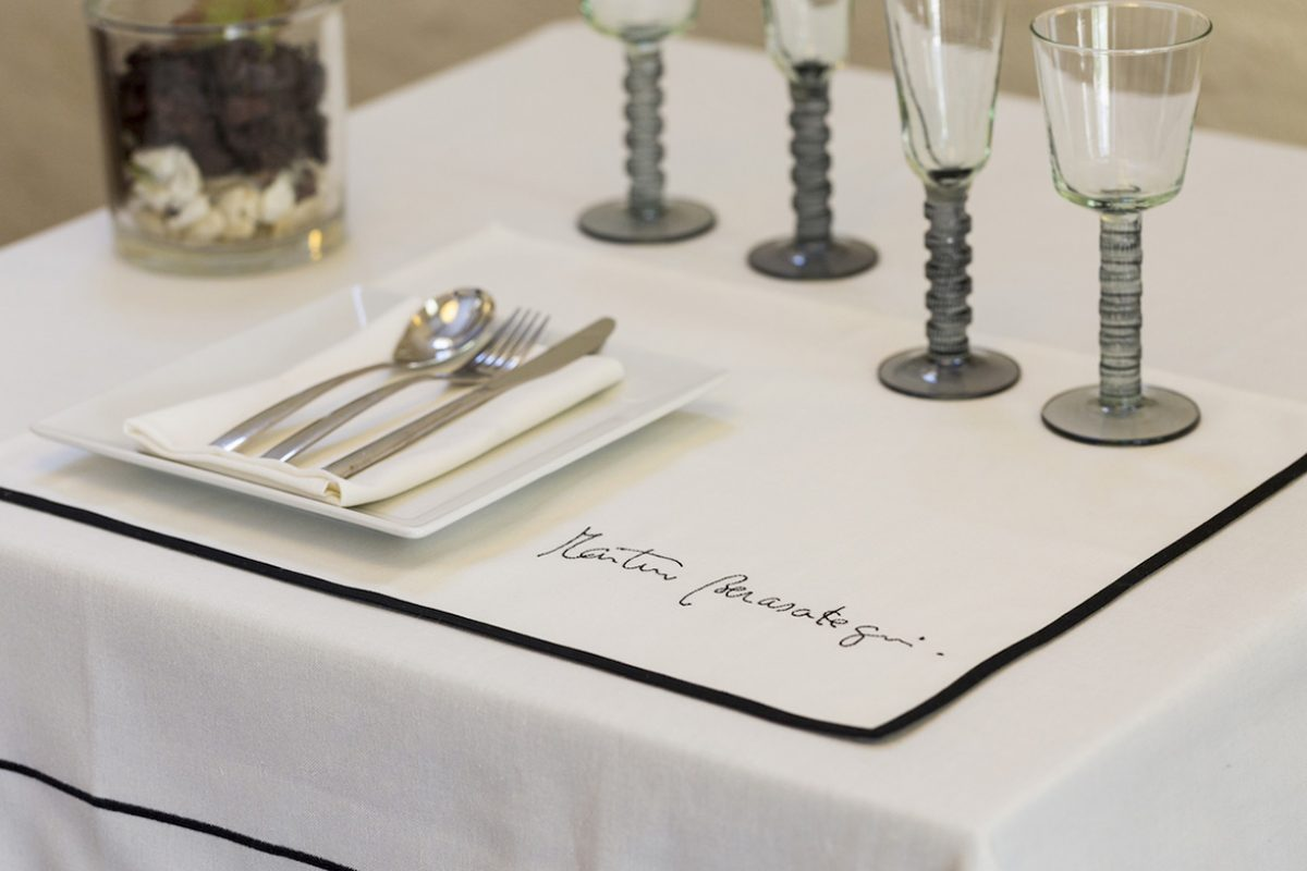 Resuinsa opens a new company in Sri Lanka and launches its new table linen collection signed by Berasategui