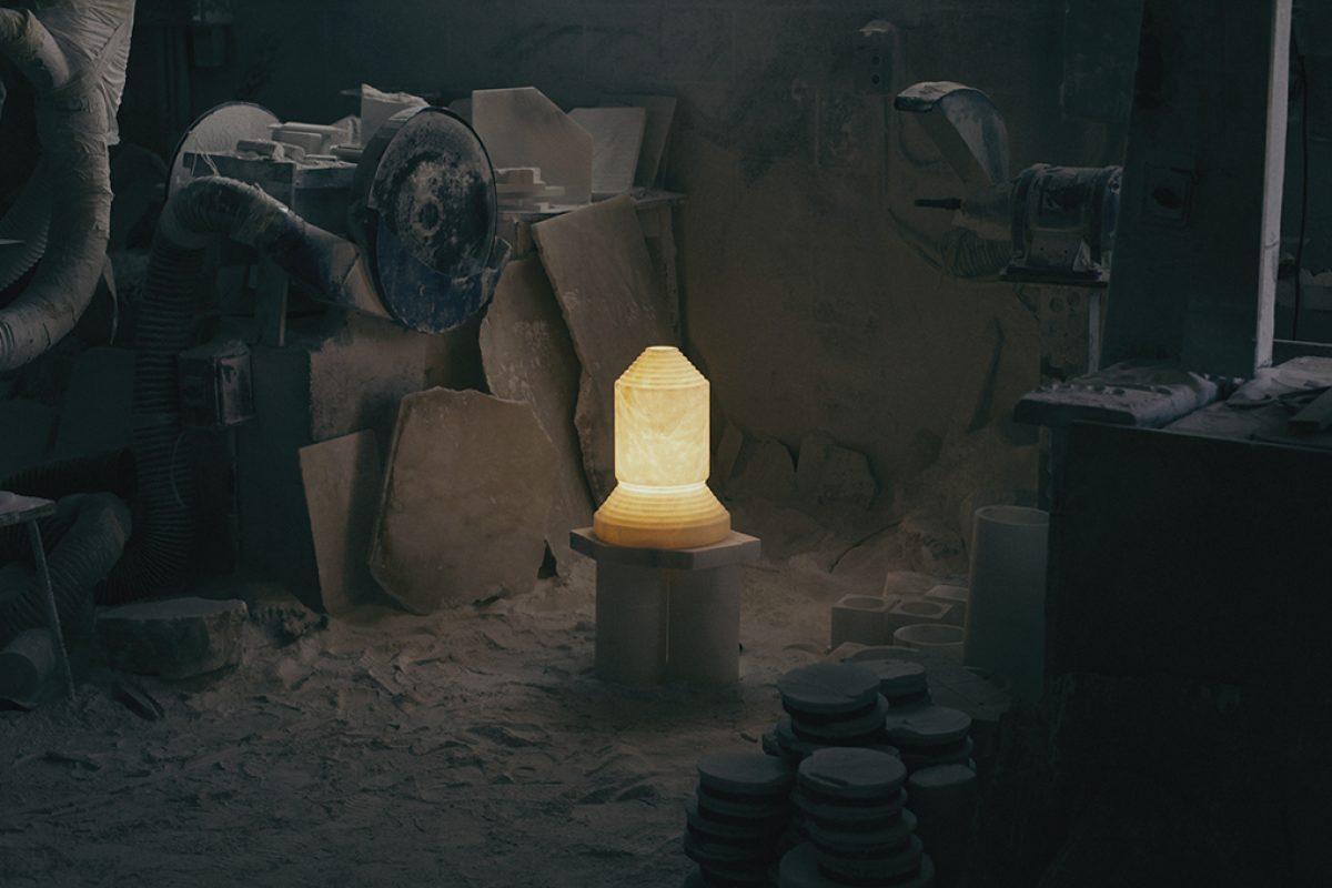 Santa&Cole re-issues the Babel lamp, originally designed by Àngel Jové in 1971