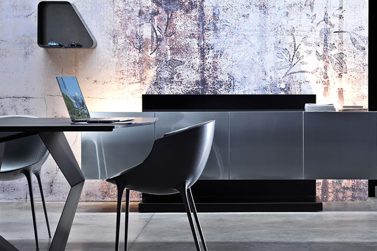 Soho by Ronda Design, the new and sophisticated sideboard that conceals your TV