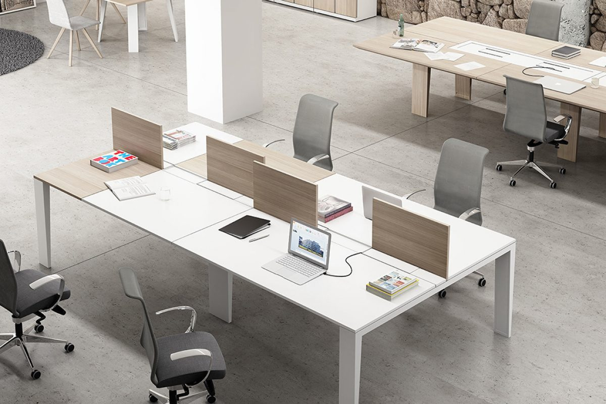The new collections by AGVestudio for Famo. Products for workplaces bonded to architects and designers