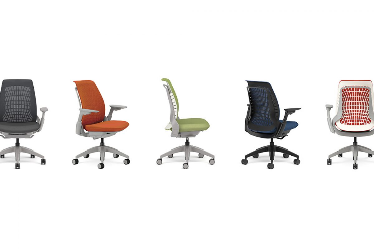 The Mimeo™ chair designed by Studio Fifield for Allsteel is bestowed with the Green Good Design Award 2017