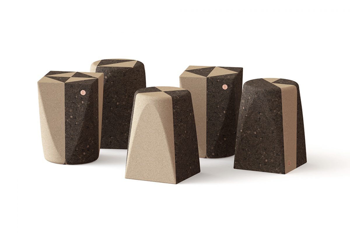 The so characteristic cork new collections by DAM