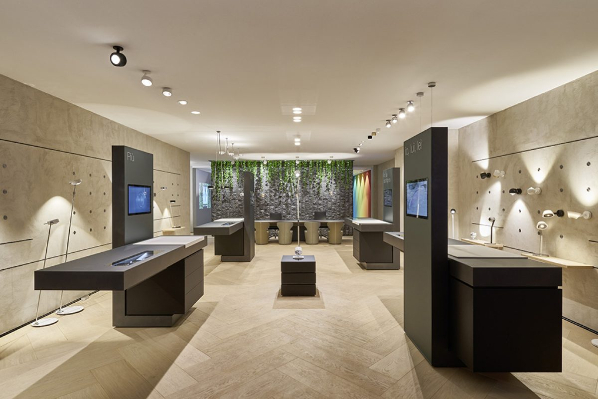 Occhio opens innovative flagship store in Cologne designed by eins:33