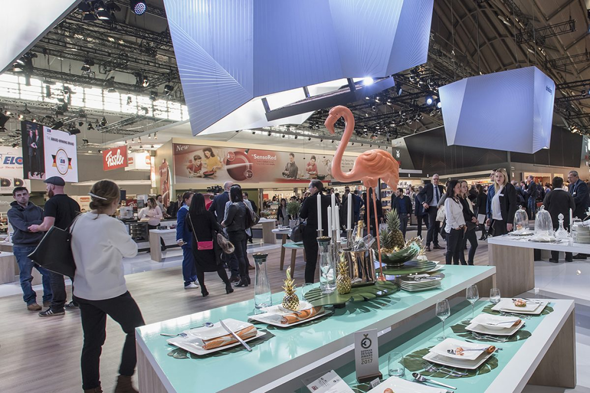 Final report of the summit meeting of the consumer-goods industry: Ambiente 2017 closes its doors after welcoming more exhibitors and visitors