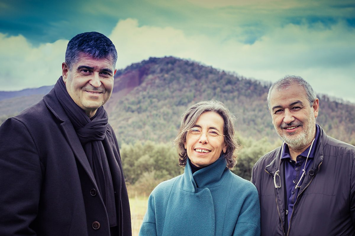 Spanish architects Rafael Aranda, Carme Pigem and Ramón Vilalta receive the 2017 Pritzker Architecture Prize
