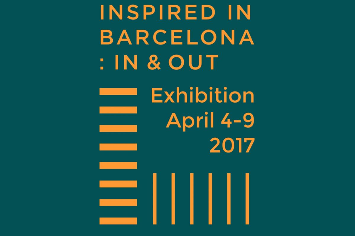 "The best design from Barcelona will be shown at the Milan Design Week 2017 with ""Inspired in Barcelona: In & Out"" exhibition"