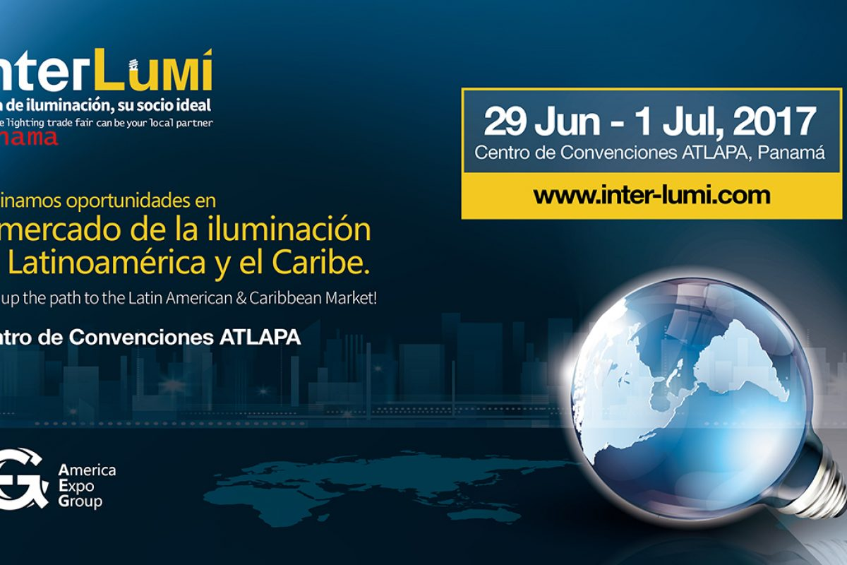 Efficient Lighting Forum is coming again alongside InterLumi Panama 2017