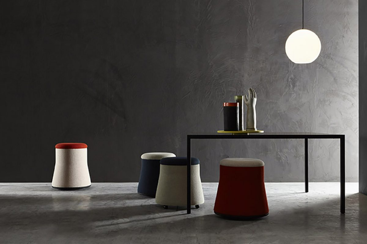#SaloneDelMobile 2017 Preview: Joy by Sergio Bellin Design for Sitland, the seat-pouf for versatile and multiform settings