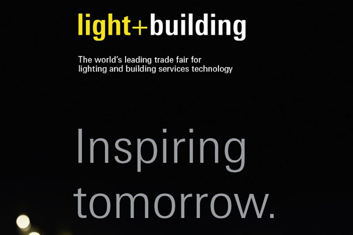 Light + Building 2018 with new themes and 2,600 exhibitors on track for success