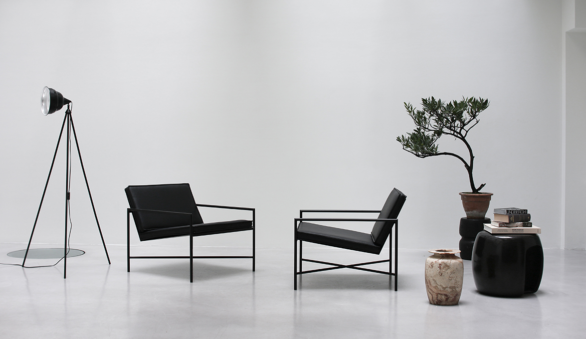 lounge chair by emil thorup for handvark the trend in the new