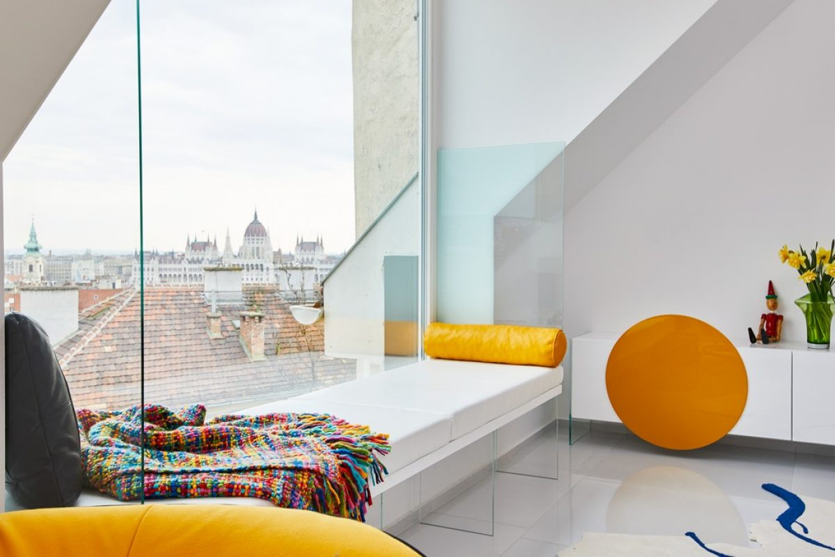 Interior design studio Margeza shows us its new wonder in the heart of Budapest