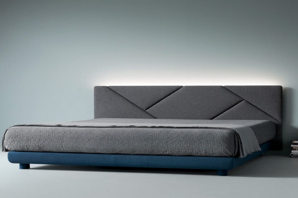 CACCARO presents Opus bed system: A harmonic whole combining technology and design