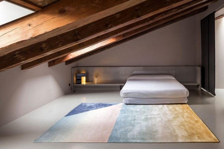 Francesc Rifé creates the KO rugs collection for Now Carpets inspired by the work of Mark Rothko
