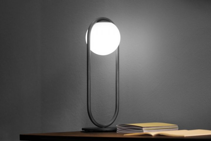 C_Ball, the timeless lamps collection designed by Stone Designs for B.lux