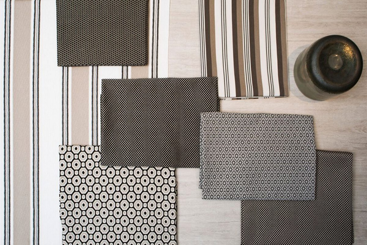 GANCEDO turns to the contract with five fireproof collections of carpets and plaids