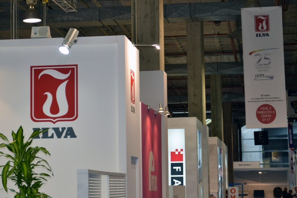 ILVA presents its new Scratch Resistance varnishes at the first edition of Architect@Work in Barcelona