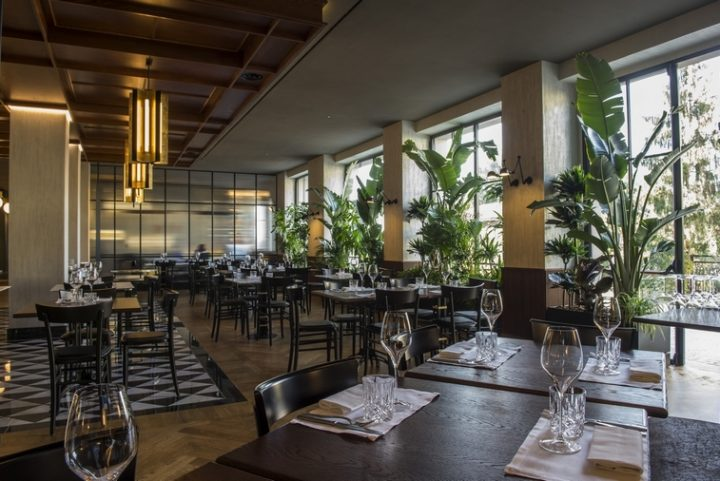 Campamac Osteria di livello: Halfway between tradition and modernity, discover this restaurant designed by Fabio Ferrillo