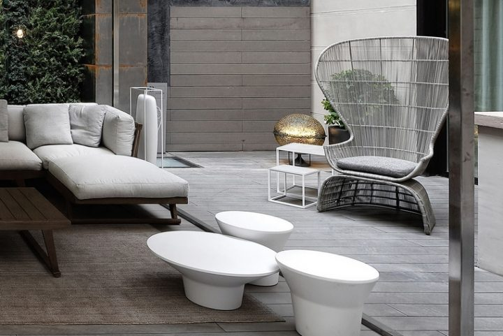 A design speaker in your garden? Bet won with Medousê by Catellani & Smith and Architettura Sonora