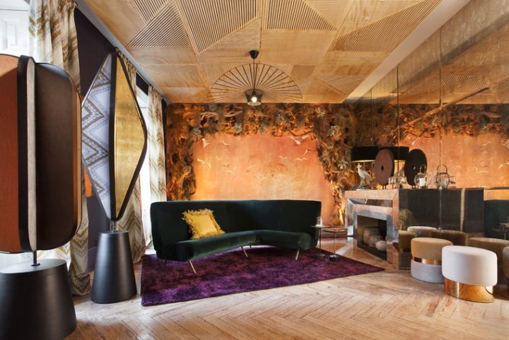 Casa Decor Madrid 2018 opens its doors. A footbridge of decoration, design and interior architecture