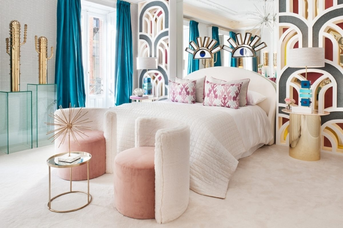 Nuria Alia brings intimacy, comfort and fun at Casa Decor with her new Sweet Dreams bedroom