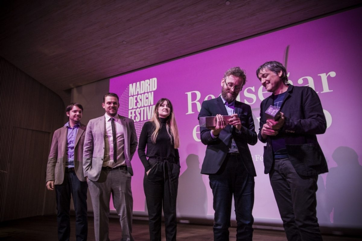 Madrid Design Festival 2018: Ronan & Erwan Bouroullec, Martí Guixé and Tristan Eaton awarded for their talent