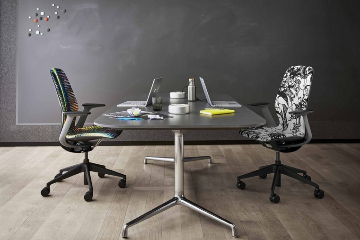 Steelcase offers workers a personalized and unique experience with its new SILQ chair that revolutionizes work comfort
