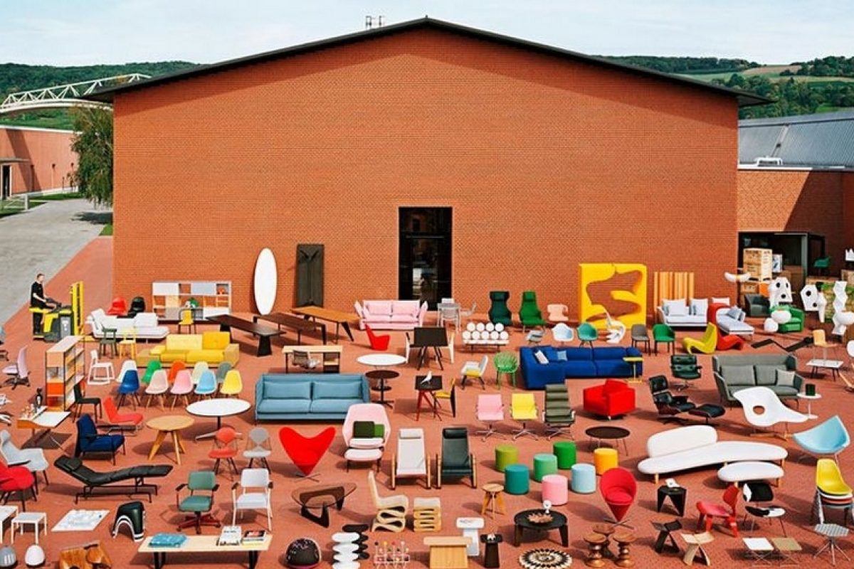 VITRA installs an original exhibition curated by Robert Stadler at Salone del Mobile.Milano 2018